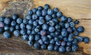 niski indesk glikemiczny jagody