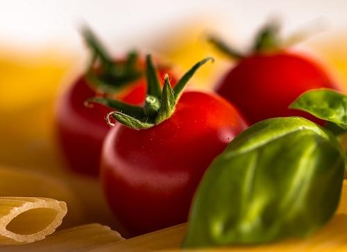 pomidory podstawą diety śródziemnomorskiej