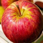 kasza jaglana z jabłkami