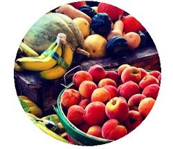 w jakich owocach jest mało cukru